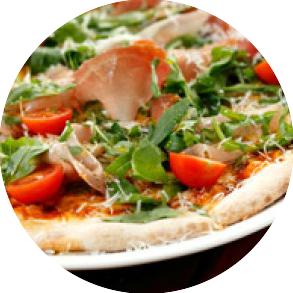 Пица на пещ 32 см